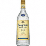 163 Seagram's Gin