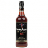 169 Captain Morgan Black Label