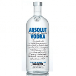 190 Absolut Vodka Blue