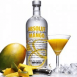 194 Absolut Vodka Mango