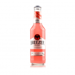 63 Bacardi Breezer Peach Case