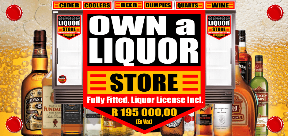 Bottle Store for Sale Gauteng