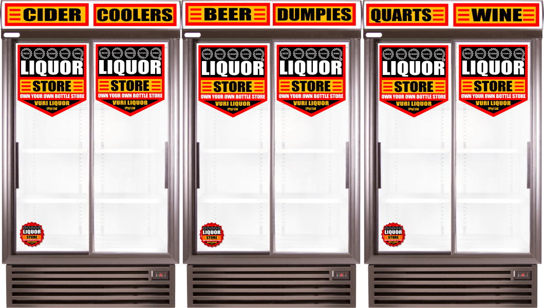 Vuri Liquor Beverage Coolers