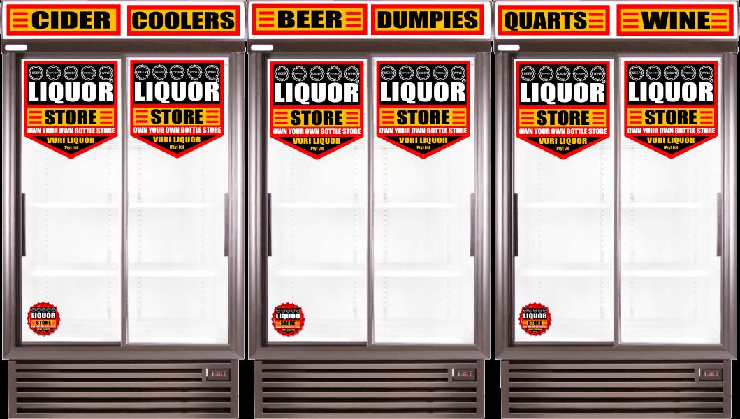 Vuri Liquor Beverage Coolers