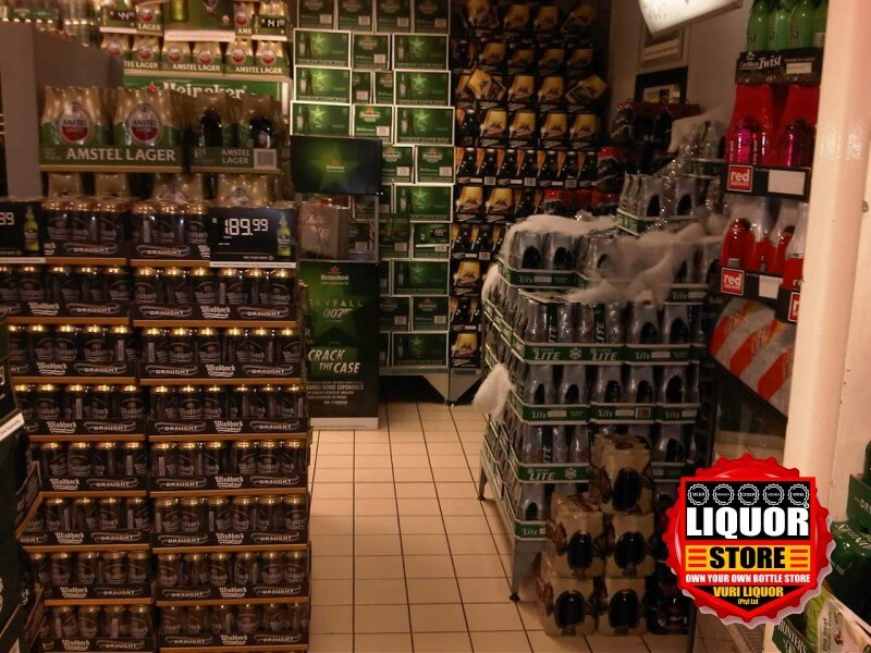 Vuri Liquor Bottle Stores for Sale 10
