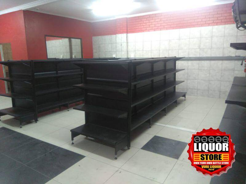 Vuri Liquor Bottle Stores for Sale 2