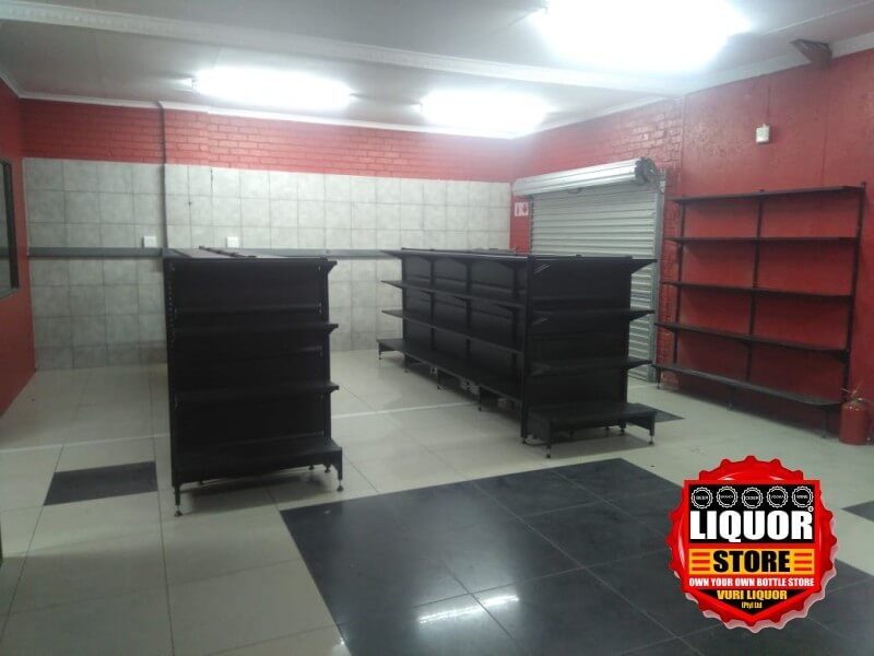 Vuri Liquor Bottle Stores for Sale 5