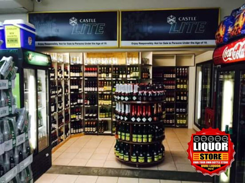 Vuri Liquor Bottle Stores for Sale 8