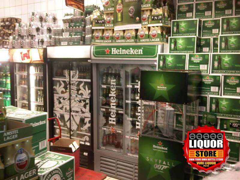 Vuri Liquor Bottle Stores for Sale 9