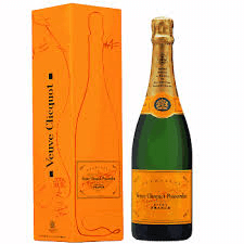 euve Clicquot Yellow Label